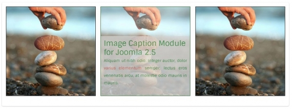 Модуль JE Image Caption для Joomla 2.5/3.0