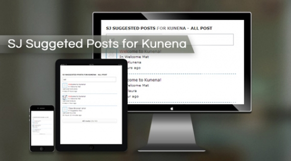 Модуль SJ Suggested Posts for Kunena